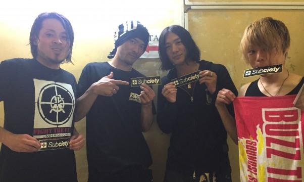 "BUZZ THE BEARS『 ""L"" TOUR 2014 -FINAL SERIES-』@渋谷O-WEST"