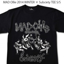 MAD Ollie 2014 Winter×Subciety