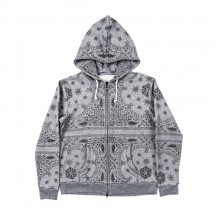 【新作アイテム情報】ZIP PARKA-PATTERNED ALL OVER-