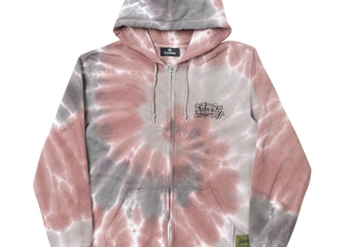 【新作アイテム情報】TIE DYE ZIP PARKA-EMOTION-