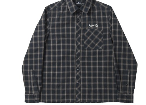 【新作アイテム情報】CHECK SHIRTS L/S-Conductor-