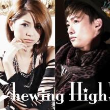 Chewing High!! Top of Girlrock tour Final in tokyo @Ruido K2