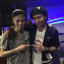 "NOISEMAKER ""NEO TOUR 2015"" @渋谷asia"