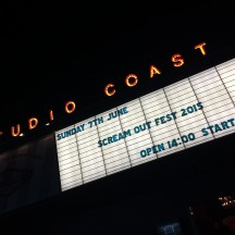 SCREAM OUT FEST@新木場STUDIO COAST