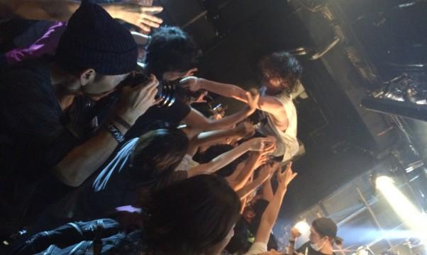 第2回囚人召集礼状@渋谷サイクロン