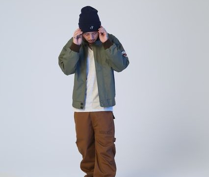 【新作アイテム情報】DERBY JACKET-STRAIGHT FORWARD-
