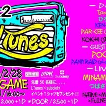 L Tunes vol.2最終発表!!