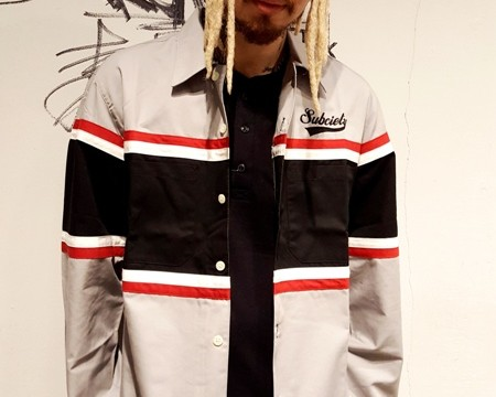 Subciety×RED KAP TECHNICIAN SHIRT L/S MODEL:ROB