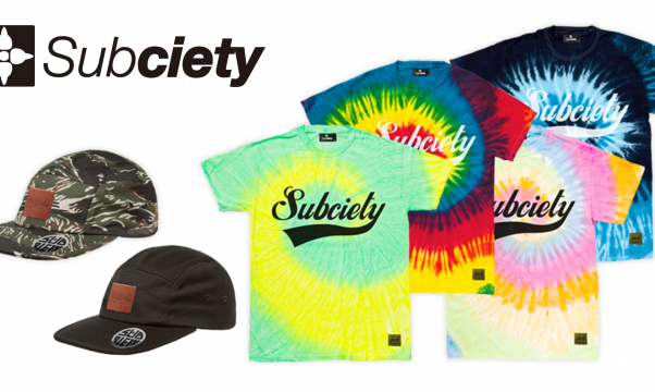 Subciety Online Store限定アイテムの予約開始!