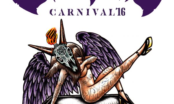 【SATANIC CARNIVAL'16】Subciety物販ブース出店のご案内