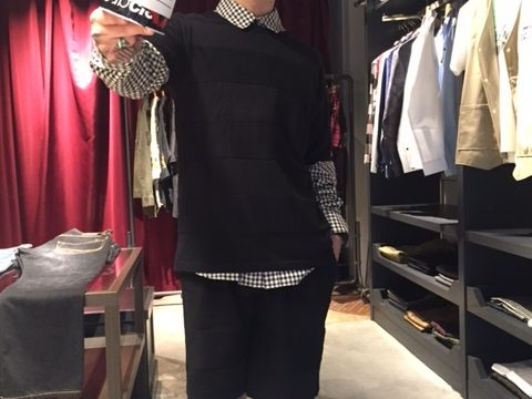 ROACH taamaさん1日店長@ Subciety HEAD SHOP