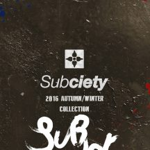Subciety / SBCY Sport 2016 AUTUMN & WINTER Collection