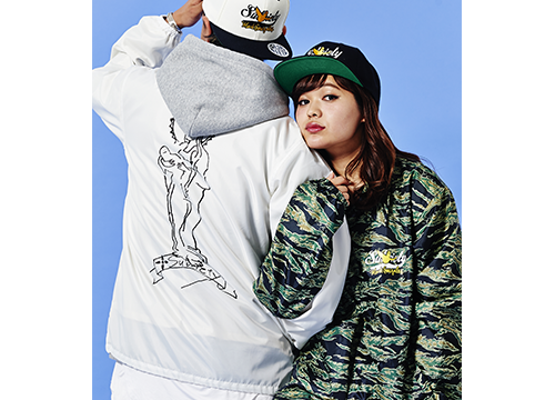 Staff blog 【Online Storeにて予約アイテムSubciety×MarkGonzalesの予約開始!】