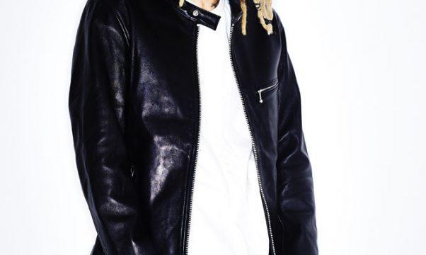 Staff brog【Subciety 別注 AVIREX SINGLE RIDER'S JACKET】