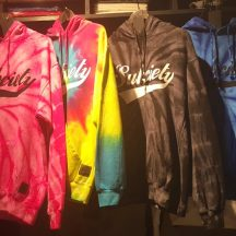Staff blog【新作アイテム情報】TIE-DYE PARKA-GLORIOUS-