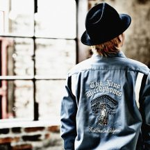 staff blog[WORK SHIRT-Trust your own judgement-]