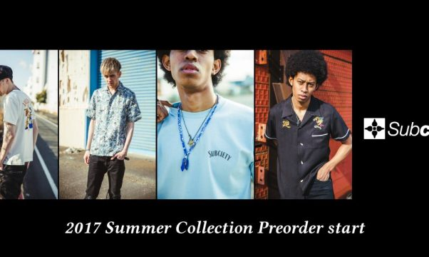 Subciety 2107 Summer Collection