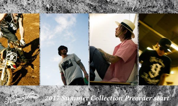 NineMicrophones 2017 Summer Collection