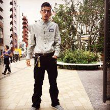 Staff Blog【Shirts Coordinate】