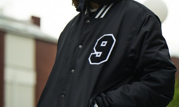 Staff Blog【NineMicrophones STADIUM JACKET】