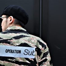 Staff Blog【Subciety BDU JACKET】