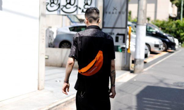 Staff Blog【WAIST BAG】