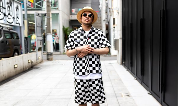 Staff Blog【CHECKER SETUP】