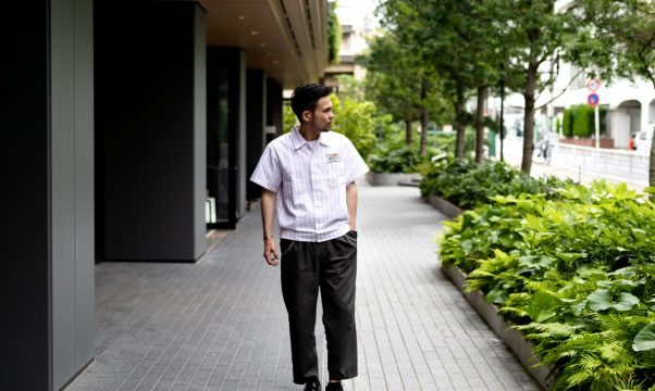 Staff Blog【NineMicrophones WORK SHIRT】