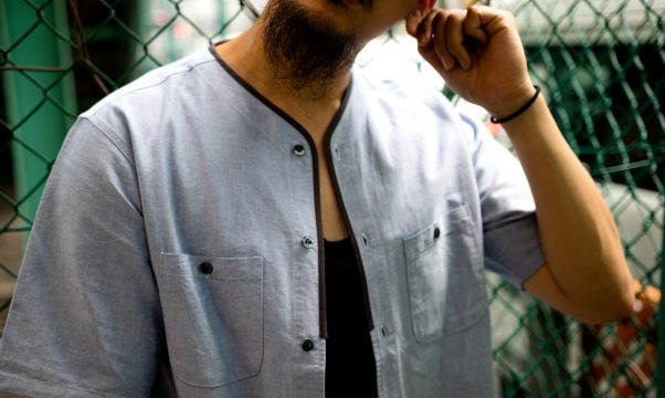 Staff Blog【NineMicrophones BASEBALL SHIRT】