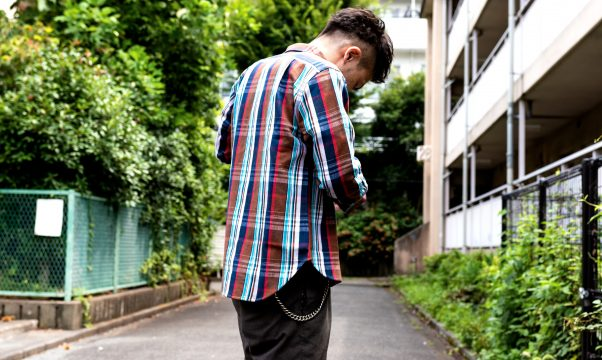 Staff Blog【CHECK SHIRT】