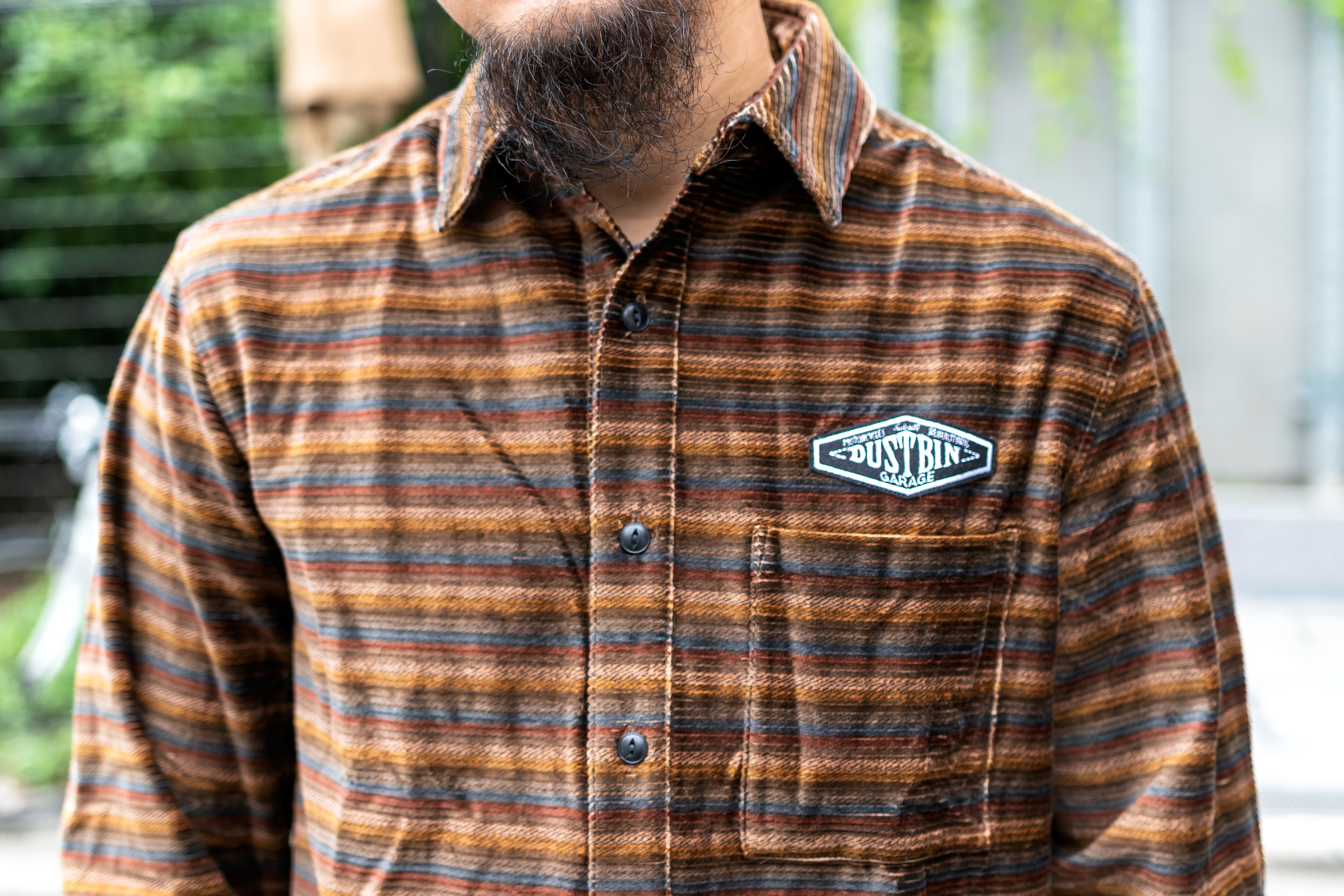 Staff Blog【CORDUROY SHIRT】