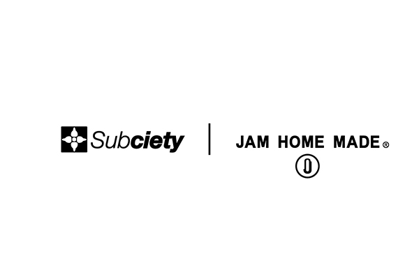 Subciety x JAM HOME MADE