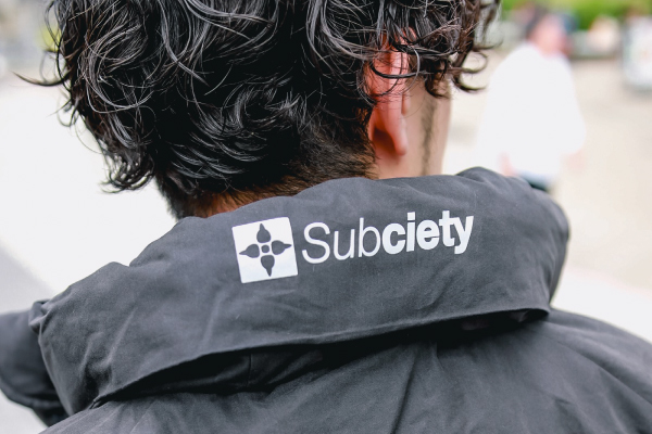 Subciety MILITARY PUFF JACKET