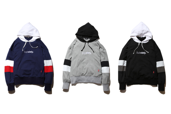 【SPOT】COLOR BLOCK PARKA