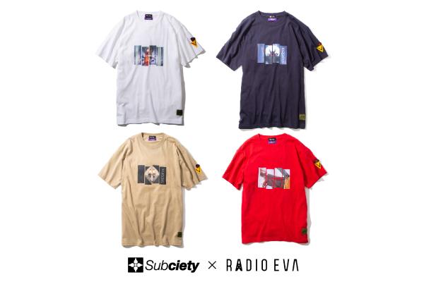 【RADIO EVA STORE】渋谷PARCOオープン記念スペシャルコラボアイテム